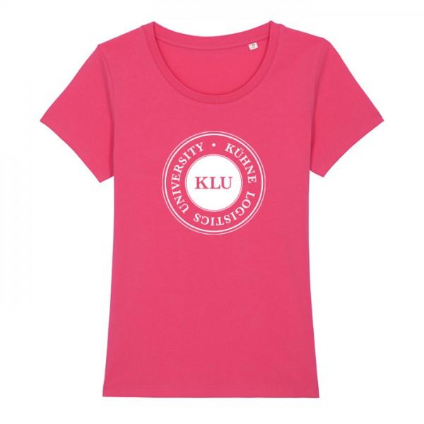 T-Shirt Damen pink