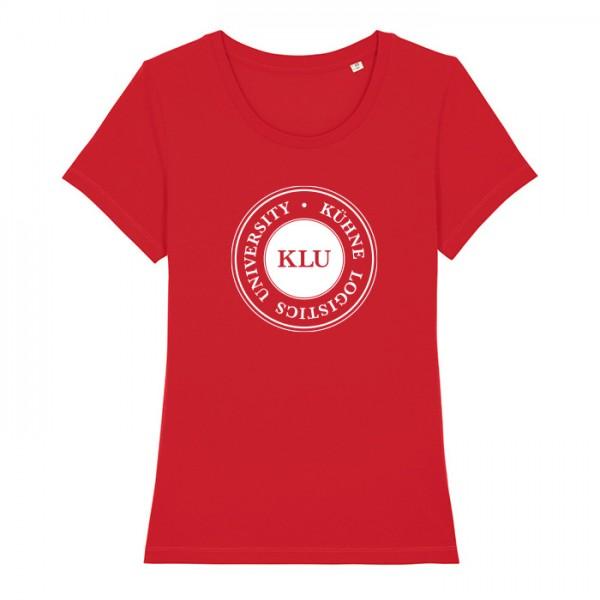 T-Shirt Damen rot
