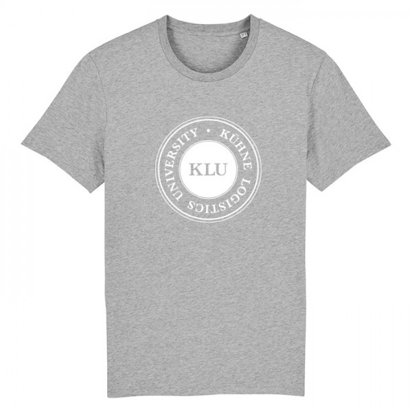 t-shirt men heather grey